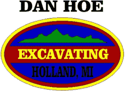 Dan Hoe Excavating, Holland, Michigan